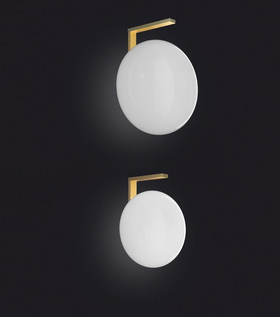 Lamps, Lighting & Ceiling Fans Home & Garden Lamp wall oluce Mod ...